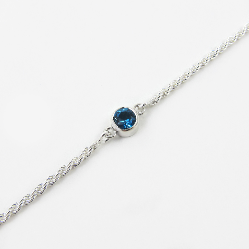 London Blue Topaz Bracelets 13